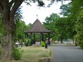 Image for Hitchin, Bancroft Gardens Bandstand.