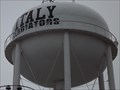 Image for Italy Gladiators Water Tower - Italy TX