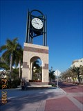 Image for Town Clock  -  South Miami, Florida