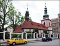 Image for Kostel Nejsvetejší Trojice v Podskalí / Church of the Holy Trinity in Podskalí (Prague)
