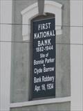 Image for Bonnie & Clyde's Bank – Stuart, IA