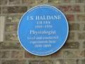 Image for J.S. Haldane - Oxford, Oxfordshire, UK