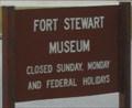 Image for Fort Stewart Museum - Fort Stewart - Hinesville, GA