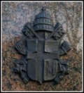 Image for Personal coat of arms of Pope John Paul II. - Tychy, Poland