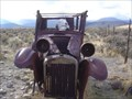 Image for Old Car near Baker, NV (Great Basin NP)