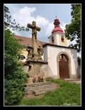 Image for Cross at Church of Tranfiguration (Kostel Promenení Páne) - Slatina nad Zdobnicí