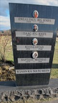 Image for Indian Cemetery - Dayton, Montana