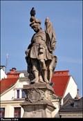 Image for St. Florian / Sw. Florian - Rynek Fountain (Cieszyn, Poland)