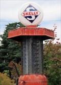 Image for Vintage Skelly Pump  -  Florence, OR