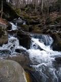 Image for Bent Run Waterfalls - Allegheny National Forest - near Warren, Pennsylvania