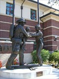 Image for Safety Center Police Memorial - Paso Robles, CA