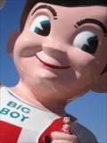 Image for Bob's Big Boy Mascot - Hesperia, CA