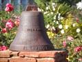 Image for El Camino Real Bell in  Mission San Luis Rey Courtyard  -  Oceanside, CA
