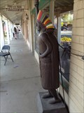 Image for Cigar Store Indian - Ford and Haig Tobacconist - Scottsdale, AZ