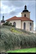 Image for Kostel Sv. Vojtecha / Church of St. Adalbert - Zámek Kostelec nad Cernými lesy (Central Bohemia)