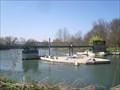 Image for Passe à poisson sur la Charente. Cognac. France