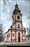 Image for Church of Holy Guardian Angels / Kostel Sv. Andelu strážných - Kostelec nad Cernými lesy (Central Bohemia)