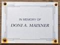 Image for Doni A. Maixner ~ Bismarck, North Dakota
