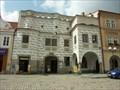 Image for Purkrabský dum, Pelhrimov, Czech republic