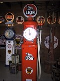 Image for Lion Gasoline - Heritage Park - Calgary, Alberta