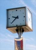 Image for Olympic Park, SW Clock  -  Seoul, Korea