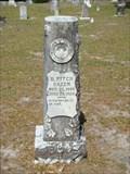 Image for Woodmen of the World - Sapp Cemetery - Union County - Raiford, Florida