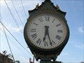 Image for Town Clock - Mt Gilead, NC