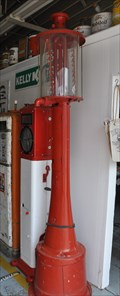 Image for Vintage Gas Pump - Williams, Arizona