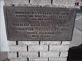 Image for DAV Veteran Memorial Plaque - Grove OK