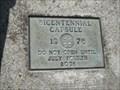 Image for Civic Center Bicentennial Time Capsul - Santa Clara, CA