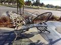 Image for Butterfly Bench - Petaluma, CA