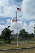 Image for New Bedford Nautical Flagpole  -  New Bedford, MA