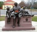 Image for Police Memorial   DiNapoli Plaza.  Holyoke, MA