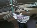 Image for Tomorrowland Terrace Restaurant Sign - Lake Buena Vista, FL
