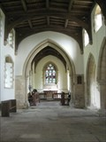Image for St  Andrews Church - Steeple Gidding.Camb's
