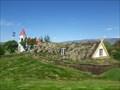 Image for The Glaumbær farm house - Glaumbaer, Iceland