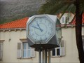 Image for Town Clock Brsalje ulica - Dubrovnik, Croatia