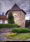 Image for Farská bašta / The Parish Bastion - Nový Jicín (North Moravia)