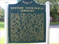 Image for Western Theological Seminary