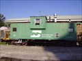 Image for Covington Trail Head's Green Caboose
