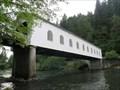Image for Goodpasture Covered Bridge - Lane County, Oregon