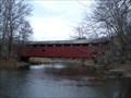 Image for Schlicher Covered Bridge  -  Schnecksville, PA