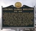 Image for Colonel Elisha Sheldon - Sheldon