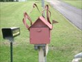 Image for The Birdhouse Mailbox - Lloydtown, Ontario, Canada