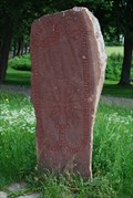Image for Södermanland Runic Inscription 178 near Gripsholm Castle, Sweden