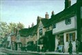 "Image for ""Tiler's Street Hitchin"" by EA Phipson – Tilehouse St, Hitchin, Herts, UK"