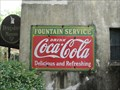 Image for Coca-Cola Sign - Old Alabama Town - Montgomery, AL