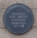 Image for Jersey Rail Company Terminus - St. Helier, Jersey, Channel Islands