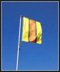 Image for Flag of Hostenice - Hostenice, Czech Republic
