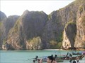 "Image for Maya Bay, ""The Beach"""
